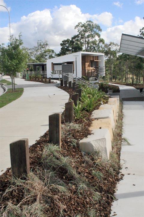 Berrinba Wetlands Timber Project Gallery - Outdoor