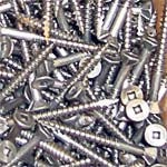 LifePlus® stainless decking screws