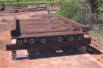 44 tonne load vehicle bridge