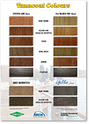 Tanacoat exterior timber finish from Outdoor Structures ...