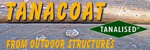 TANACOAT from Outdoor Structures Australia