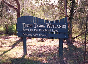 Outdoor Structures Australia - Tinchi Tamba Wetlands