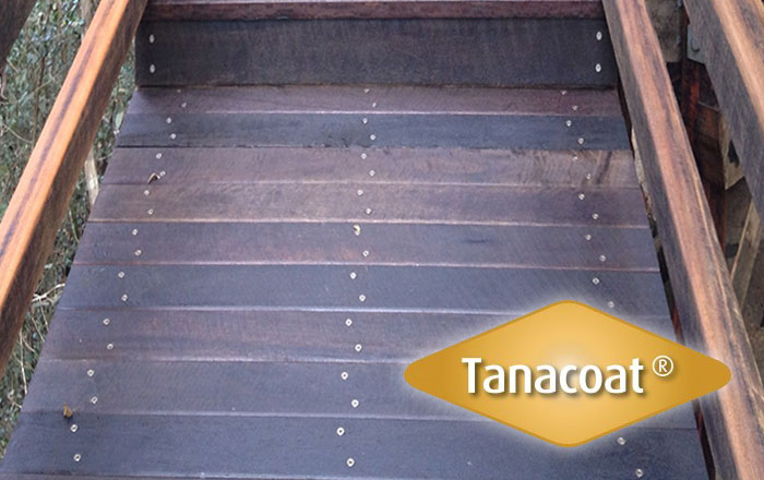 OSA Tanacoat Exterior Timber Finish