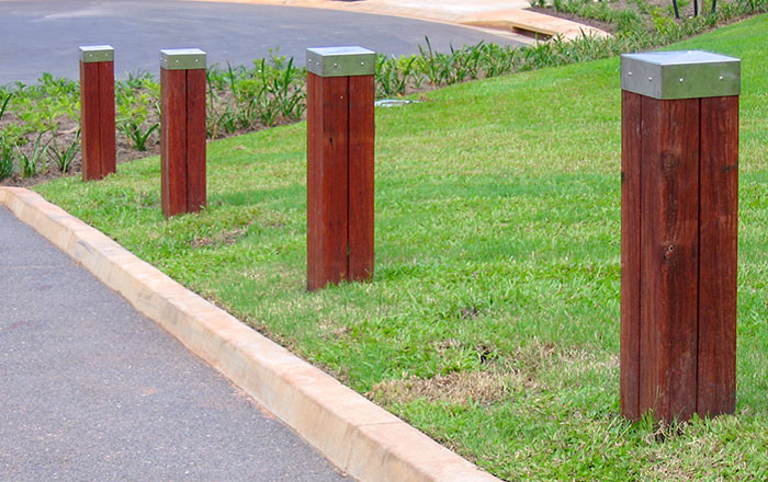 OSA Pioneer™ Posts/bollards